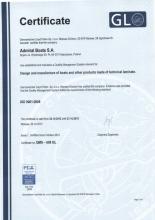 Wprowadziliśmy ISO 9001:2008